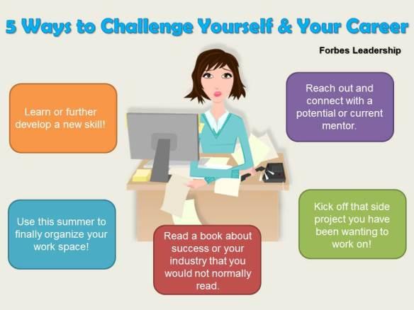 Career Challenge Blog